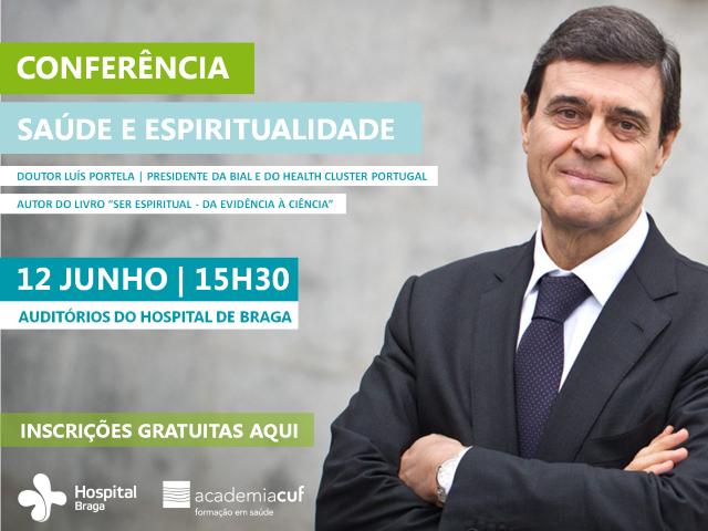 hospital-de-braga-Conferência Saúde e Espiritualidade