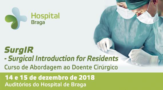 hospital-de-braga-SurgIR - Curso de Abordagem ao Doente Cirúrgico