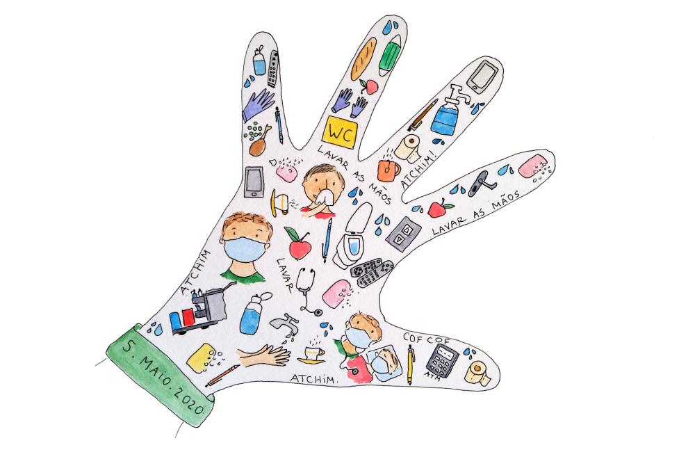 hospital-de-braga-Dia Mundial da Higiene das Mãos