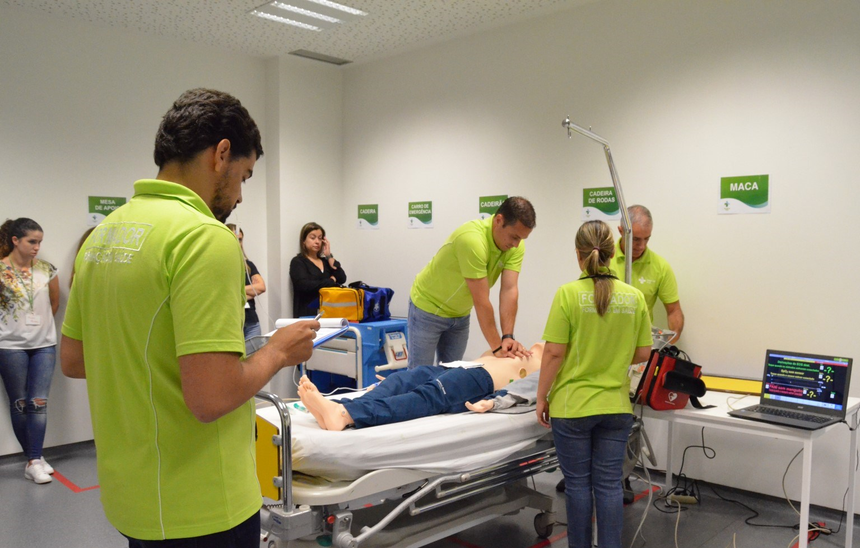 hospital-de-braga-Formação em Suporte Avançado de Vida certificada pelo INEM