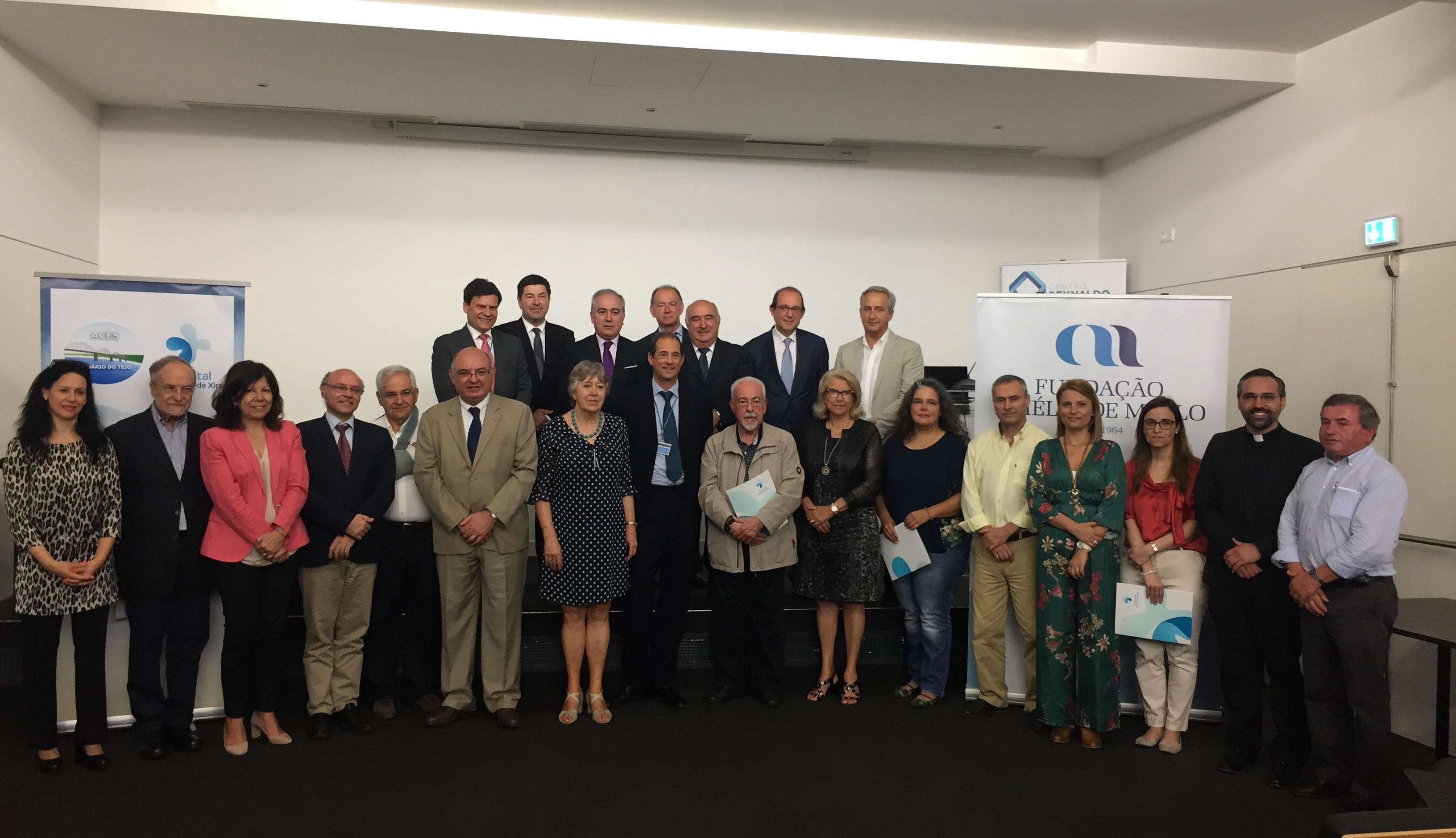 hospital-de-braga-Fundação Amélia de Mello atribui treze bolsas de solidariedade