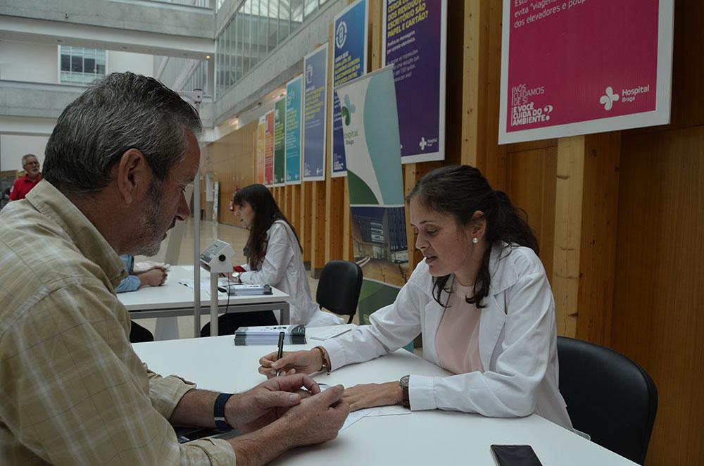hospital-de-braga-Hospital de Braga assinalou o Dia Mundial da Alimentação com ação de sensibilização