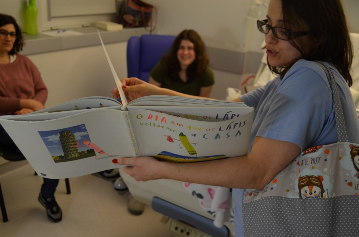 hospital-de-braga-Hospital de Braga e associação Nuvem Vitória iniciam parceria na pediatria