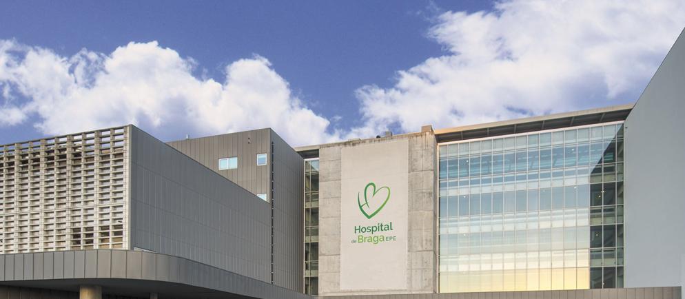 """hospital-de-braga-Hospital de Braga mantém nível de classificação """"muito bom"""""""
