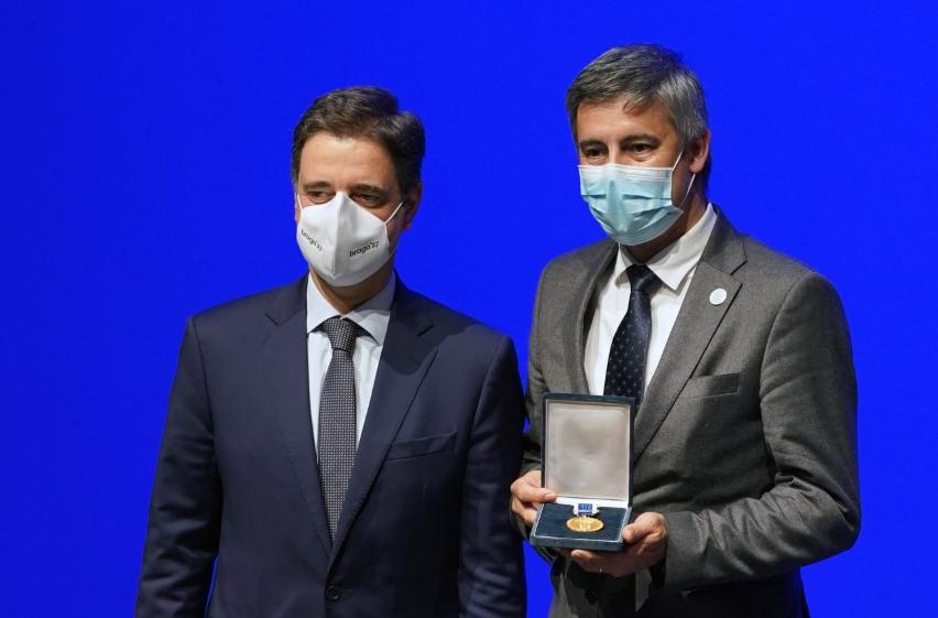hospital-de-braga-Hospital distinguido com Medalha de Honra