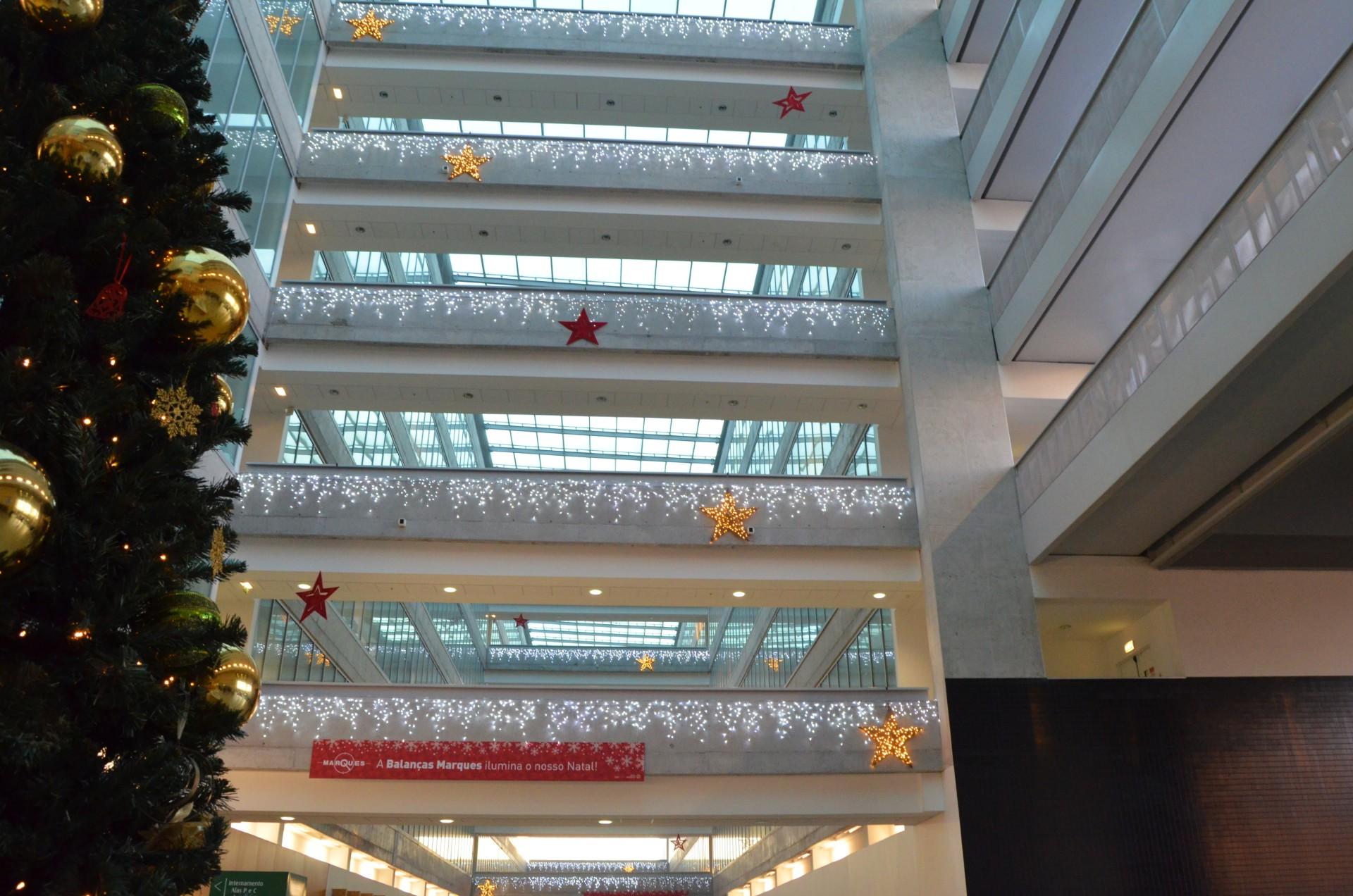 hospital-de-braga-Espírito natalício invade Hospital de Braga