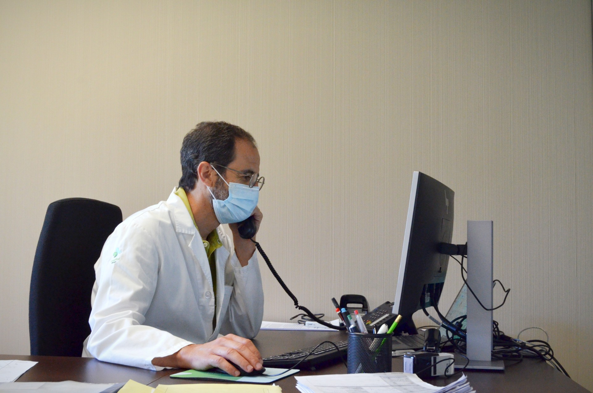 hospital-de-braga-Mais de 35.000 consultas não presenciais