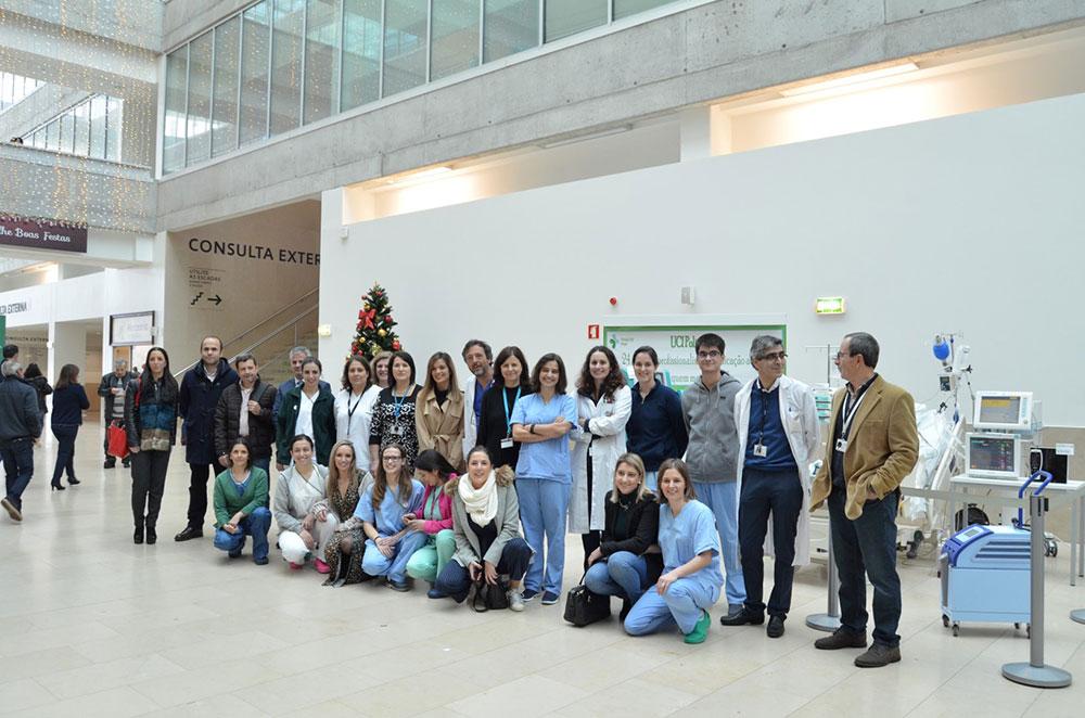 hospital-de-braga-UCIP celebrou 24 anos